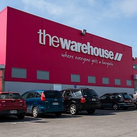 The Warehouse New Plymouth offered for syndication
